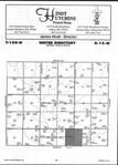 Map Image 003, Mitchell County 2000